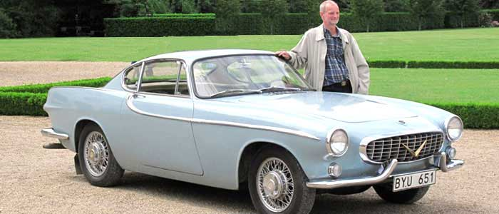 Volvo P1800 International Owners Club Home